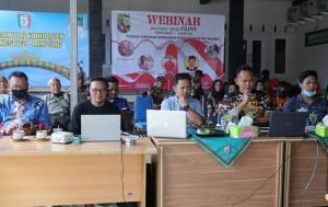 Membangun Bisnis Digital, FKPPI Pringsewu Gelar Webinar