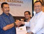 PWI Lampung Kembali Sabet Penghargaan Terbaik Nasional