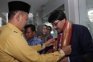 Delegasi Lima Negara Berkunjung Ke Pringsewu