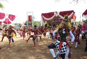 Disdikbud Pringsewu Gelar Festival Kuda Lumping