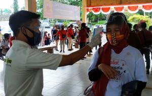 Lembah Hijau Komitmen Sosialisasikan Protokol Kesehatan