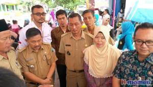 Warga Desa Tarahan Berharap Pembangunan Dermaga Dan TPI