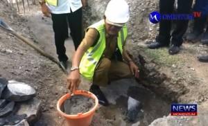 MOMENTUM TV: Peletakan Batu Pertama Pembangunan Rusun ASN Di Pesibar