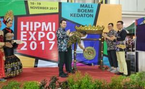 HIPMI Lampung Gelar Expo 2017 Di MBK