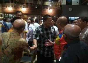 Arinal Silaturahmi Dengan Pengurus Cabor Se-Lampung