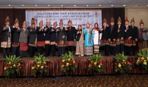 Jaga Nama Baik Dan Adat Budaya Lampung Di Tanah Rantau