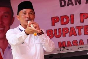 Parosil Pastikan Dukung Sudin Ketua DPD PDIP Lampung