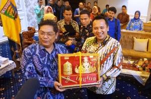 Lampung Raih WTP Berturut-turut Harus Ditularkan Ke Daerah  Lain