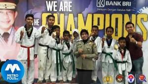 Sukses Kapolri Cup 2019, Sumja Swadipha Lampung Siapkan Atlet Untuk Kejuaraan Internasional