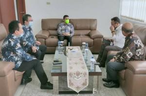 Perkuat Sinergi, GM IPC Panjang Sambangj Kadin Lampung