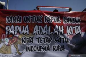 Warga Papua Sepakat Wujudkan Perdamaian