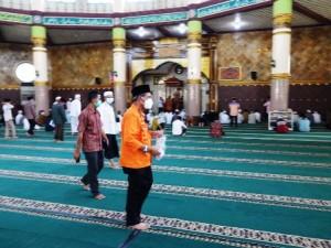 Masjid Istiqlal Bandarjaya Dibuka Kembali Untuk Jumatan