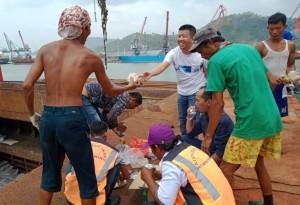 Yonasyah Serap Aspirasi Buruh Pelabuhan