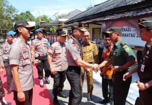 16 Hari Jelang Pemilu 2019, Polda Lampung Nyatakan Situasi Kondusif