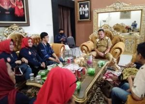 Betik Sasana Budaya Indonesia Minta Dukungan Pemkab Pringswu