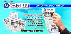 Koran Harianmomentum 0009