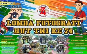 Kodim 0411 Gelar Lomba Fotografi