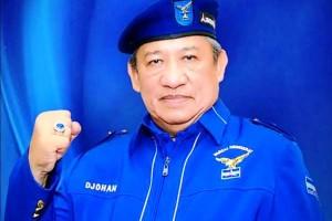Djohan Akan Maju Dalam Pemilihan Walikota Metro