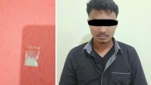 Oknum Pemuda Kelurahan Metro Dibekuk Bawa Sabu