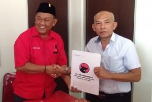 Penjaringan PDIP Lamsel, Dua Kader Internal Bersaing