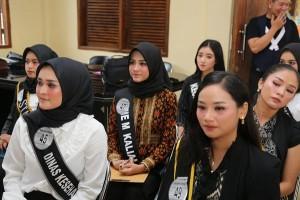 Seleksi Pemilihan Muli Mekhanai 2019 Lamsel Diikuti 118 Orang