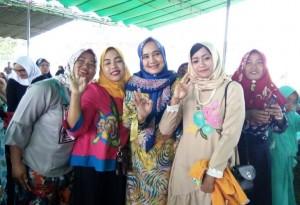 Arinal – Nunik Terpilih, Warga Lamteng Inginkan Perbaikan Jalan Di Lampung