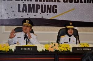 Arinal Ingin Bangun <i>sport Center</i> Di Lampung