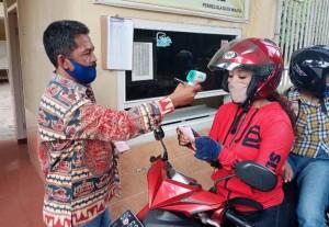 Operasi Kembali, Duta Wisata Terapkan Protokol Kesehatan