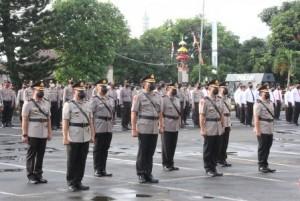 Tiga Pejabat Utama Polreta Bandarlampung Diganti