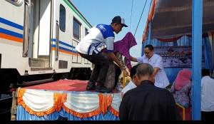 Pengobatan Gratis Rail Clinic Di Stasiun Candimas Diikuti 250 Warga