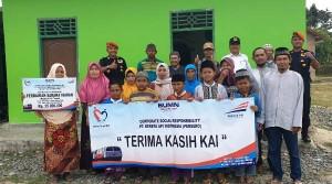 KAI Salurkan CSR Untuk Renovasi Tempat Ibadah Dan Saluran Air
