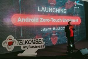 Bermitra Dengan Google, Telkomsel Hadirkan Android Zero-touch Enrollment
