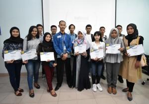 Calon Maba IIB Darmajaya Diberikan Pelatihan Teknologi