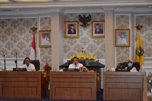 Gubernur Ambil-alih Posisi Ketua Gugus Tugas Covid-19