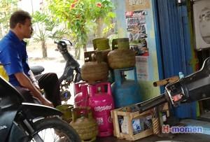 Harga LPG Tabung 3 Kg Di Tubaba Naik