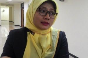 Ririn Ditunjuk Jadi Pimpinan DPRD Lampung Dari Fraksi Golkar