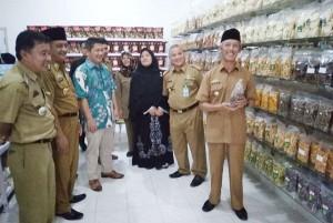 Rumah Rafin's Snack, Pusat Jajan Hasil Karya Anak Muda Pringsewu