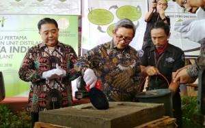 Investasi Rp500 M, MRI Bangun Pabrik Etanol Di Lampung Timur