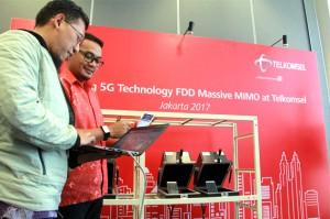 Telkomsel Dan Huawei Lakukan Uji Coba 3GPP