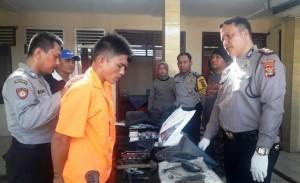 MOMENTUM TV: Polisi Tangkap Spesialis Bobol Rumah Di Pulaupanggung
