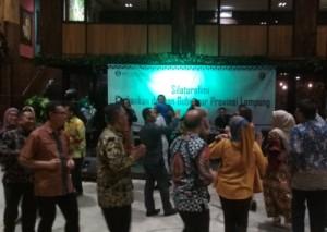 Gubernur Ajak Perbankan Joged Bersama