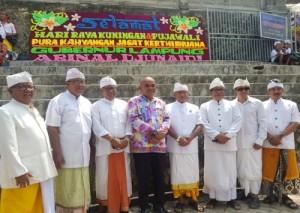 Hari Raya Kuningan, PHDI Lampung Ajak Perkuat Persatuan