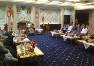 Arinal Gandeng Media Massa Untuk Membangun Lampung