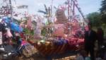 Peringati Maulid Nabi, Warga Tanjungbaru Gelar Arak-arakan