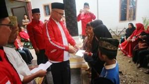 Mukhlis Ingatkan Kader PDIP Lampung Barat