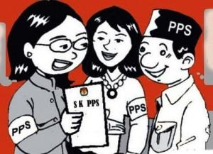 KPU Jatuhkan Sanksi Pada Empat PPS Di Bandarlampung