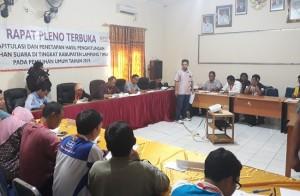 Tungsura Diduga Bermasalah, Saksi Ancam Lapor Ke DKPP