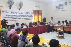 Ini 10 Caleg Dapil Lamtim Yang Akan Menduduki Kursi DPRD Lampung