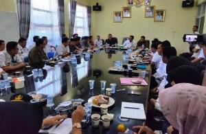 Pembangunan Hukum, Pesibar Minta Dukungan Komisi III DPR RI