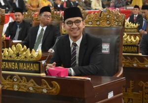 Isfansa Dan Robiatul, Dua Legislatif Termuda Di Bandarlampung